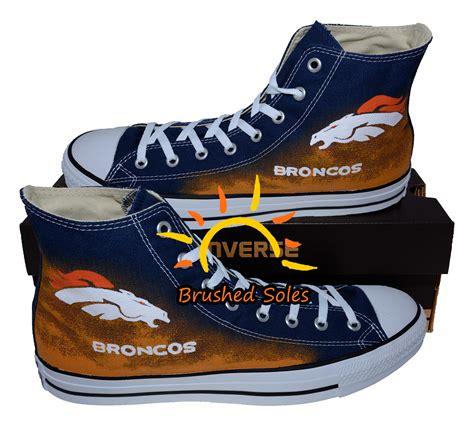 denver broncos shoes broncos converse hi