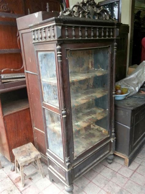 Lemari Vanderpool jual beli barang antik lemari pronkas hias