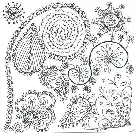 zendoodle coloring pages zendoodle patterns coloring pages and more
