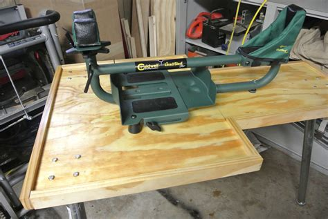 rifle bench diy shooting bench for under 100 gunsamerica digest