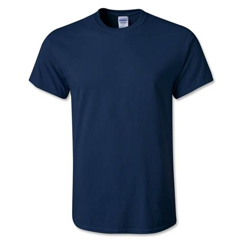jual kaos polos gildan softstyle warna biru dongker