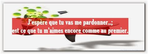 sms pour s excuser