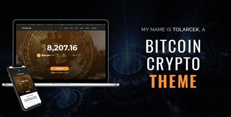 themeforest after effects tolarcek a bitcoin cryptocurrency wordpress blog theme