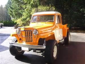 Jeep Truck Craigslist 1962 Truck Redmond Wa 0