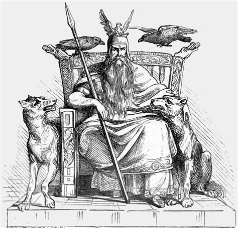 odin the odin is the writer s god superior realities