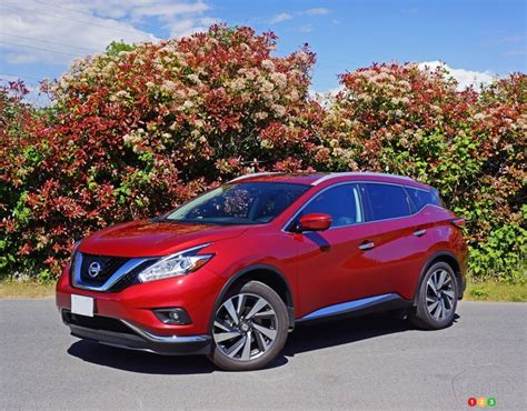 top 10 nissan cars 2016 nissan murano leads cars s top 5 midsize suv list