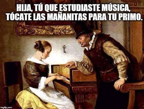 memes hechos  obras renacentistas  te mataran de risa