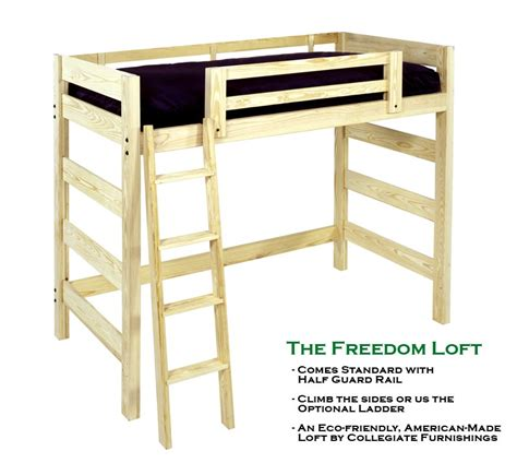 Freedom Bunk Bed Freedom Loft Bed