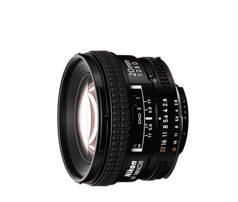 Nikon Af 20mm F 2 8d Lens af nikkor 20mm f 2 8d from nikon
