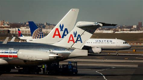 united airlines american airlines american airlines us airways merger could be near abc news