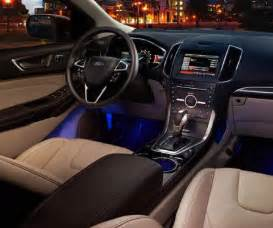 2017 ford edge release date interior new equipment