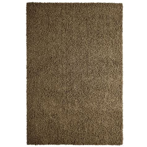 home depot shag area rugs lanart comfort shag taupe 5 ft x 7 ft area rug cshag5x7tp the home depot