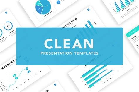 17 Clean Powerpoint Templates For Simple Modern Presentations Clean Powerpoint Templates