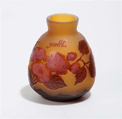 vasi galle piccolo vaso gall 232 asta 03 2012 cambi casa d aste