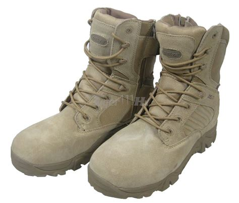 16 Swat Boot Tact delta desert tactical boots airsoft tiger111hk area