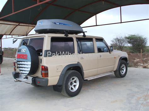 nissan patrol 1990 nissan patrol 4 2 sgl 1990 for sale in karachi pakwheels