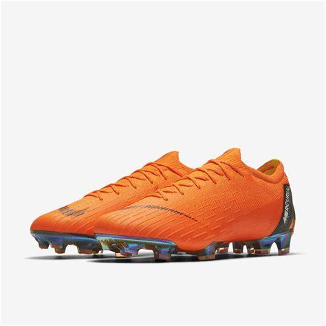Nike Mercurial Vapor Orange nike mercurial vapor 360 elite fg total orange total