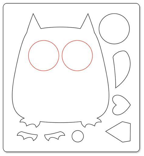 Set Maxi Owl 1 fustella per big sizzix gufo civetta bigz die