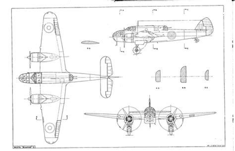 member submitted plans bristol beaufort solid model