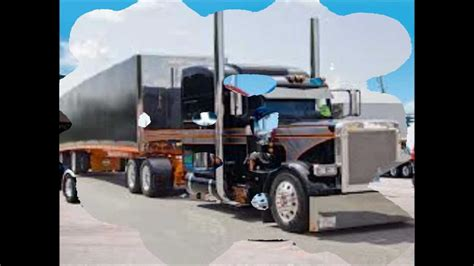peterbilt show trucks peterbilt show trucks chromed out wow youtube