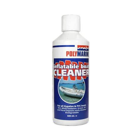 boat cleaner rib inflatable boat cleaner 500ml trigger spray polymarine