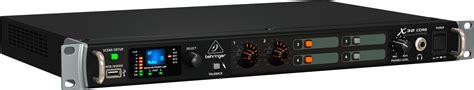 Mixer Behringer X32 Rack behringer x32 aes50 rack mixer