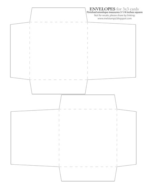 10 Envelope Template Cyberuse 3x3 Label Template