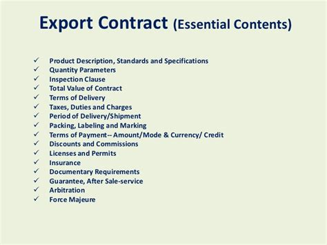 Business Letter Sles For Export And Import Trade How To Start An Export Import Business