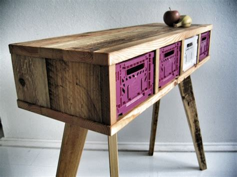 Reclaimed Pallet Furniture by Reclaimed Wood Furniture