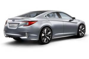 Weight Of Subaru Legacy 2018 Subaru Legacy May Well Shed Weight Get Innovative