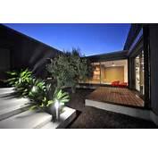 Courtyard Design Homes  Modern Home Exteriors
