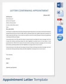 Appointment Letter Format Notice Period Sample Offer Letter Of Employment India Fake Lg