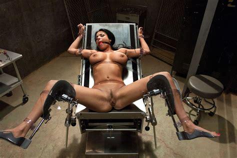 Gyno Chair bondage Pornhugo