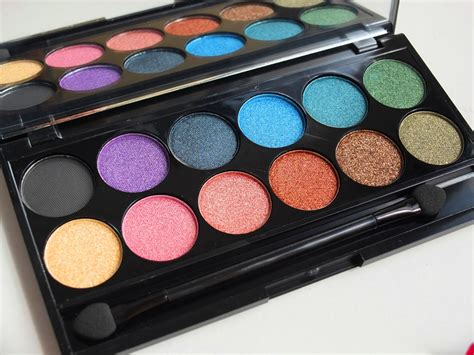 Eyeshadow Sleek sleek makeup i original 594 palette review something on everything
