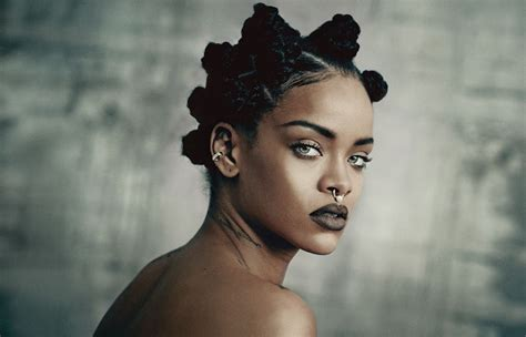 Rihanna celebrity hair changes. Really?