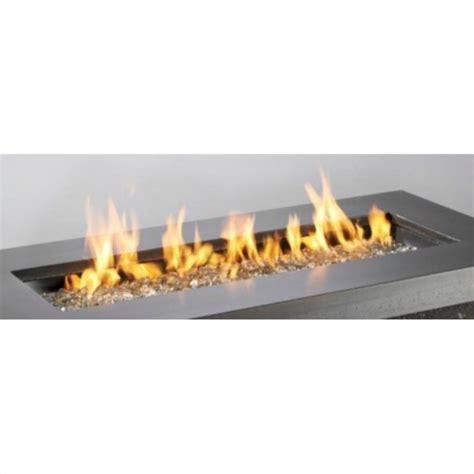 pit burner outdoor greatroom company d i y 12 quot x 42 quot rectangular