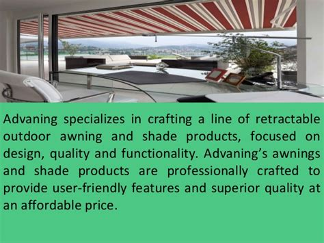 quality awnings quality awnings for your home business www advaning com