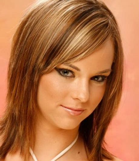 new hairstyles for thin medium length hair big forehead haircuts for medium length fine hair
