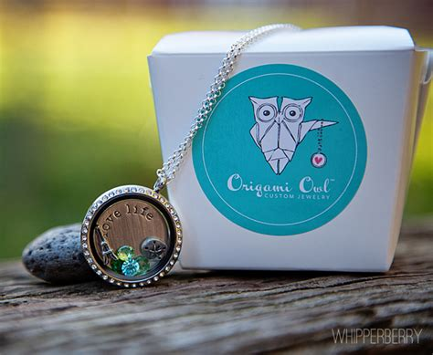 Origami Owl Box - origami owl giveaway whipperberry