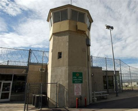 Utah State Correctional Facility   Solitary Watch