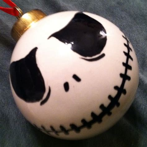 nightmare before christmas diy ornament winterfest