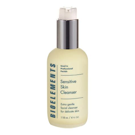 Bioelements Detox Review by Sensitive Skin Cleanser Bioelements Eskinstore