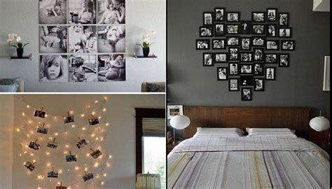 decorar cuarto con fotos 37 ideas decoraci 243 n de cuartos f 225 ciles de hacer de 100