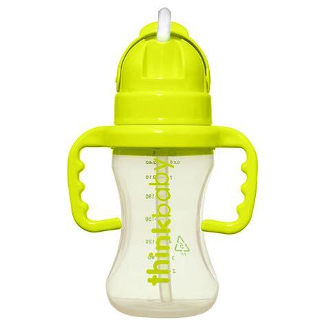 Us Baby Sport Straw Bottle 310 Ml Tersedia Pilihan Warna T2909 think baby ster straw bottle stage d green 9 fl oz 260 ml iherb