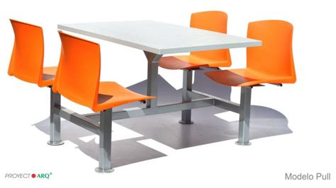 muebles  comedores industriales