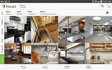 Can See Your Searches Using The Houzz Mobile App Stowe Construction