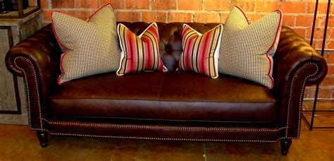 Brown Chesterfield Sofa Brown Leather Chesterfield Sofa 22 Bond St Daily