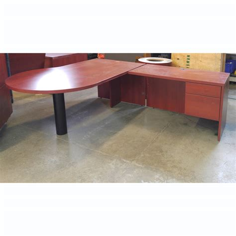 used office furniture mississauga right handed p top unit used office desks mississauga