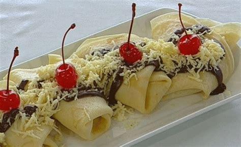 cara membuat takoyaki isi keju cara membuat dadar gulung isi pisang keju spesial menu