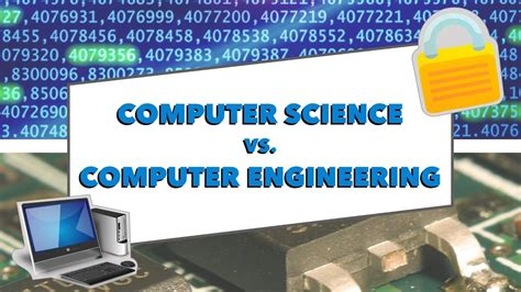 Computer Science Engineering And Mba by Computer Science Vs Computer Engineering How To The